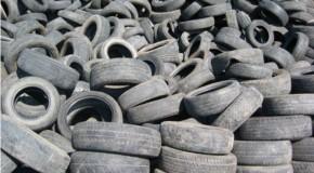 Prefeitura de Patos vai coleta cerca de 24 toneladas de pneus inservíveis