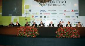 Conexão Empresarial reúne PIB mineiro em Araxá para discutir novos rumos da economia e da política