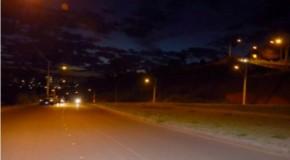 Prefeitura de Patos entrega iluminação pública do trecho da avenida Fátima Porto