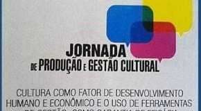 Araxá recebe a Jornada de Produção e Gestão Cultural