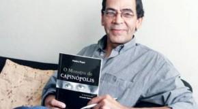 Jornalista Pedro Popó lança O Monstro de Capinópolis em Patos de Minas