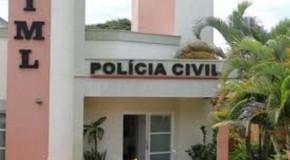 Preso acusado de matar homem de 27 anos, em Campos Altos, com um espeto