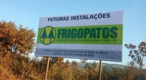 Prefeitura Municipal de Patos de Minas iniciará obras do Frigopatos em breve