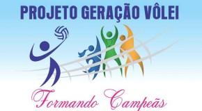 AABB dá início a projeto esportivo com crianças e adolescentes de Araxá