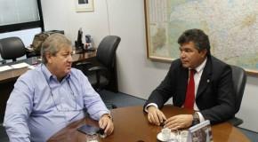 Deputado Bosco busca melhorias para o Alto Paranaíba em reuniões na capital