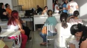 Prefeitura de Patos convocou os classificados às vagas de serviços gerais