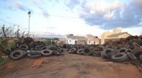"""""""Ecoponto"""" é alvo de reclamação dos moradores do Bairro Planalto, em Patos"""