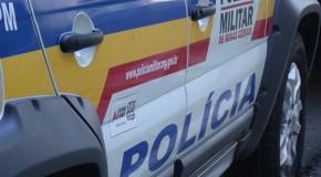 Polícia Militar de Sacramento aprende armas e procura suspeitos de roubos