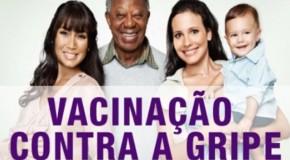 Tapira recebe doses extras para vacinação contra a gripe
