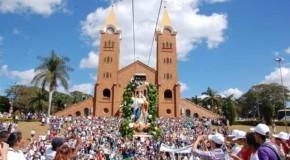 Festa de Nossa Senhora da Abadia, em Romaria, no Triângulo Mineiro, começa hoje