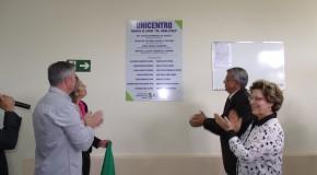 Inaugurada nessa sexta, Unicentro vai abrir três PSFs da região