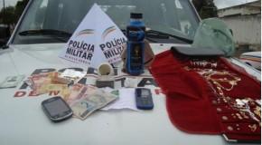 Mandados de busca e apreensão são cumpridos pelos Policiais Militares em Ibiá