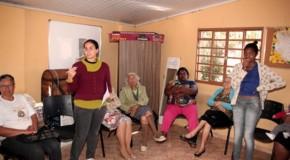 Cras/Tapira promove encontros com grupos de convivência