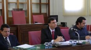 Representantes da Câmara de Vereadores participam de reunião com juiz eleitoral