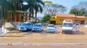 Prefeitura de Pratinha recebe novos veículos para a saúde