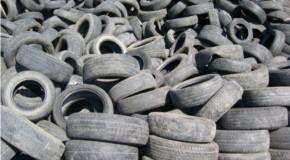 Prefeitura de Patos retira 30 toneladas de pneus inservíveis do Ecoponto
