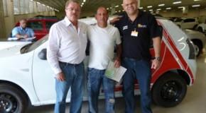 Serra do Salitre recebe veículo novo para a área da saúde