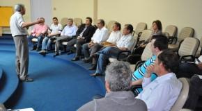 """Cidades do Alto Paranaíba se unem pra discutir projeto """"Rede de Cidades Tecnológicas"""""""