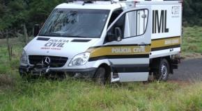 Mais um assassinato é registrado no município de Perdizes
