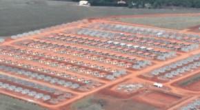 Mais 500 casas, no Pão de Açúcar IV, em Araxá, em fase adiantada