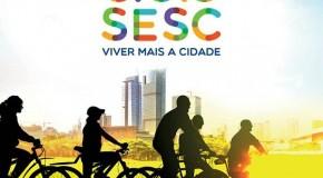 Araxá recebe 2º edição do projeto Ciclo Sesc neste domingo
