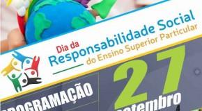 Uniaraxá realiza Dia da Responsabilidade Social neste sábado, 27