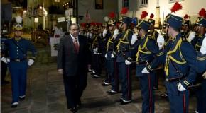 Governador Alberto Pinto Coelho entrega Medalha JK em Diamantina