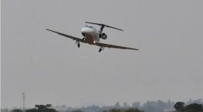 Araxá vira palco de encontro aéreo