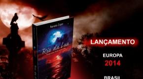 """Renato Zupo lança novo livro, """"Rio da Lua"""", na Europa"""