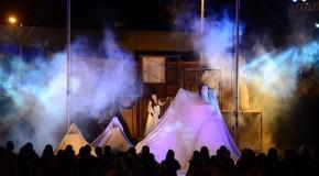 Espetáculo circense é atração do Teatro Municipal no domingo, em Araxá