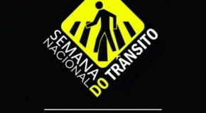 Com enfoque no pedestre, Semana Nacional do Trânsito em Araxá, começa na segunda