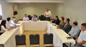 Prefeito de Araxá recebe técnicos do Centro de Desenvolvimento Regional de Viçosa