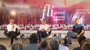 Debate sobre literatura marca abertura de 3º Fliaraxá