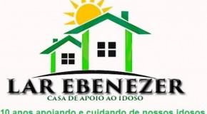Lar Ebenezer comemora 10 anos com programação especial