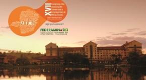 Araxá é novamente palco do Congresso da Federaminas e do Mérito Empresarial