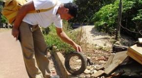 Prefeitura de Patos divulga resultado do Levantamento de Índice Rápido de Aedes Aegypti