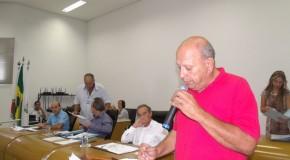 Vereador Carlos Roberto Rosa pede unidade do Senar para Araxá