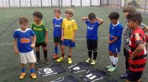 Tapirenses participam de peneirada do Corinthians