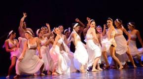 Bailarinos reforçam ensaio para 'Encontro Sesi de Artes Cênicas', em Araxá