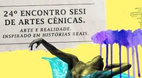 24º Encontro Sesi de Artes Cênicas reúne 37 atrações em mais de 50 apresentações em Araxá