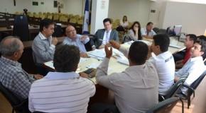 Estacionamento Rotativo em Patos é assunto de reunião da Câmara de Patos