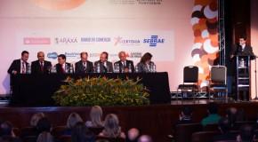 Congresso da Federaminas em Araxá reúne empresários de todo o estado