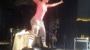 Shows e espetáculos encerram Encontro Sesi, em Araxá