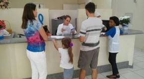 Vacinação conta pólio e sarampo começa com Dia D, em Araxá