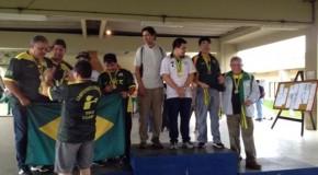 Araxaenses conquistam medalhas no Campeonato Brasileiro de Tiro