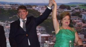 Aracely de Paula e Lídia Jordão tomam posse, em Araxá