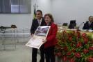 Ex-vereadores de Araxá homenageados com o Diploma Mérito Legislativo