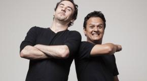 Caju e Totonho voltam a Araxá, em mais uma etapa da Campanha Vá ao Teatro