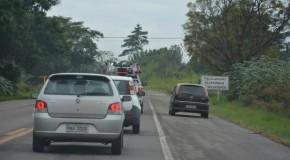 PRF vai intensificar fiscalização para evitar ultrapassagens perigosas em toda região