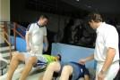 Fisioterapeutas preservam e recuperam a máquina humana